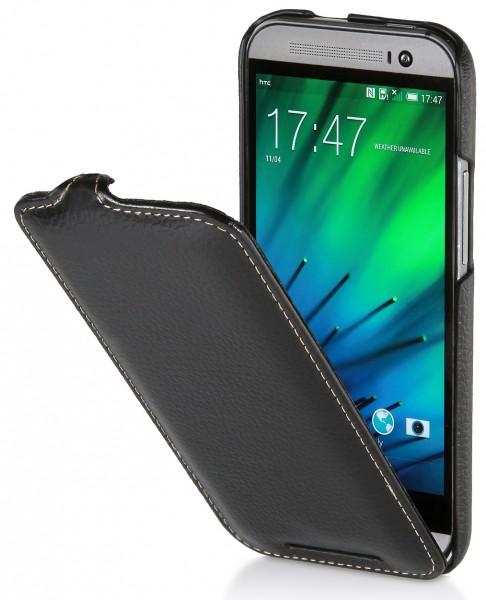StilGut - HTC One M8 / M8s case UltraSlim in leather