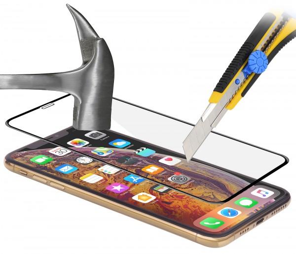 StilGut - iPhone XR Tempered Glass 3D Full Cover