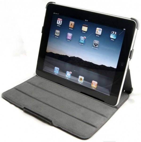 StilGut - Magic leather case for Apple iPad 1