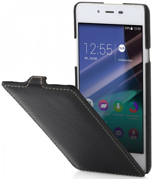 "StilGut - Highway Pure leather case ""UltraSlim"""