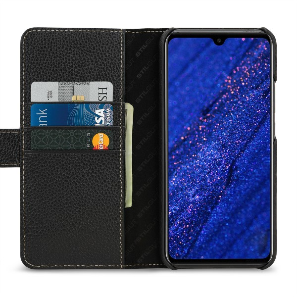 StilGut - Huawei Mate 20 lite Cover Talis with Card Holder