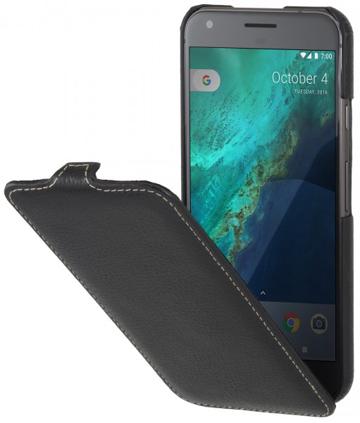 StilGut - Google Pixel XL Case UltraSlim in Leather