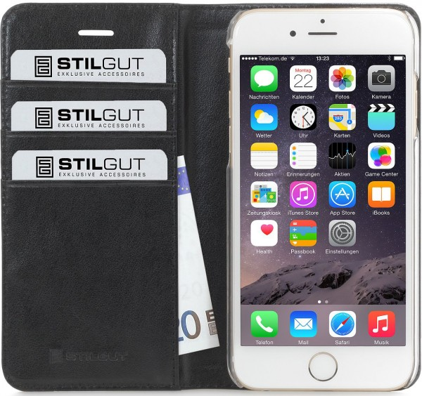 "StilGut - iPhone 6 Plus case ""Talis"""