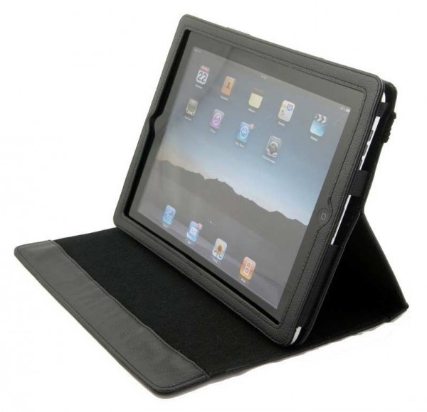 StilGut - Folio case in white for iPad 1