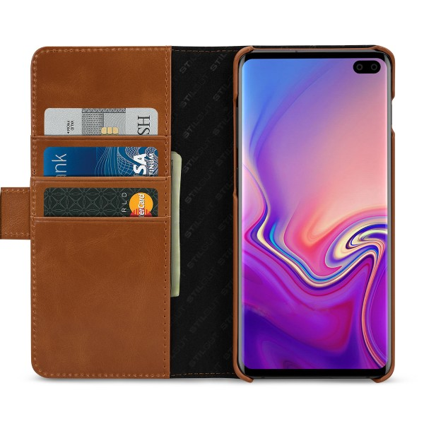 StilGut - Samsung Galaxy S10 Plus Cover Talis with Card Holder