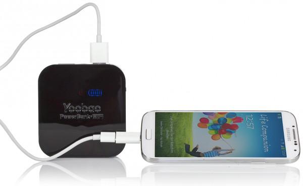 StilGut - Mytour WiFi - Power Bank mobile accumulator 5200 m