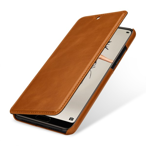 StilGut - Huawei P20 Cover Book Type without Clip
