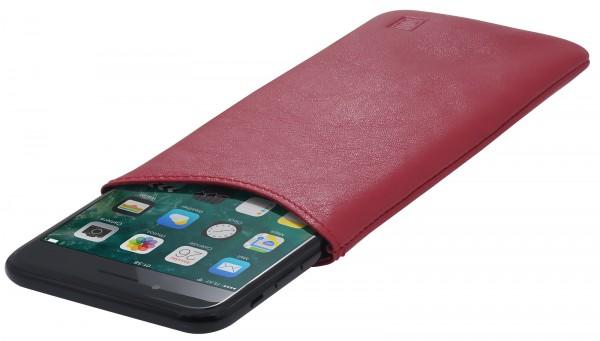 StilGut - Leather Smartphone Sleeve XL