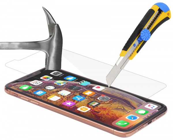 StilGut - iPhone XS Tempered Glass (set of 2)